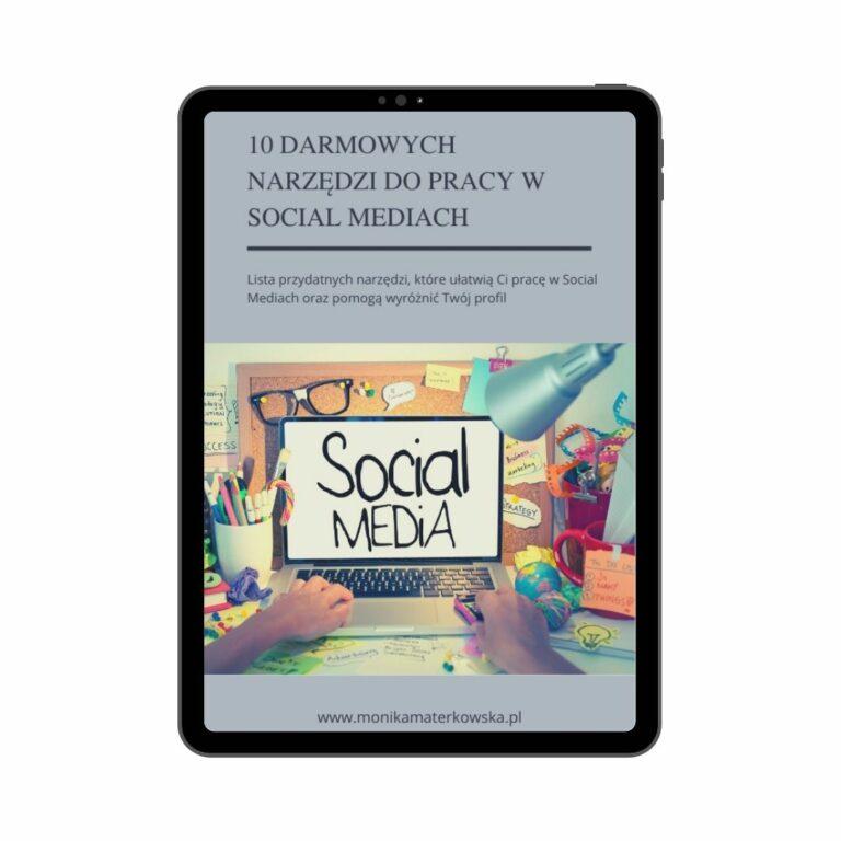 Mockup tablet-Monika Materkowska Wirtualna Asystentka